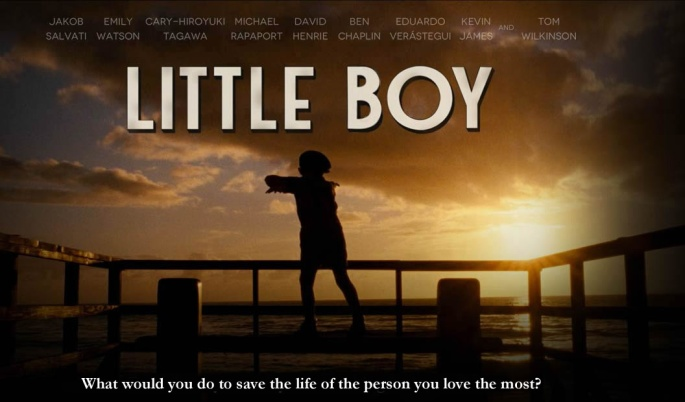 Photo Credit: Little Boy (2015)